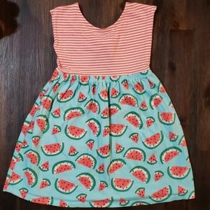 Gymboree Watermelon Dress